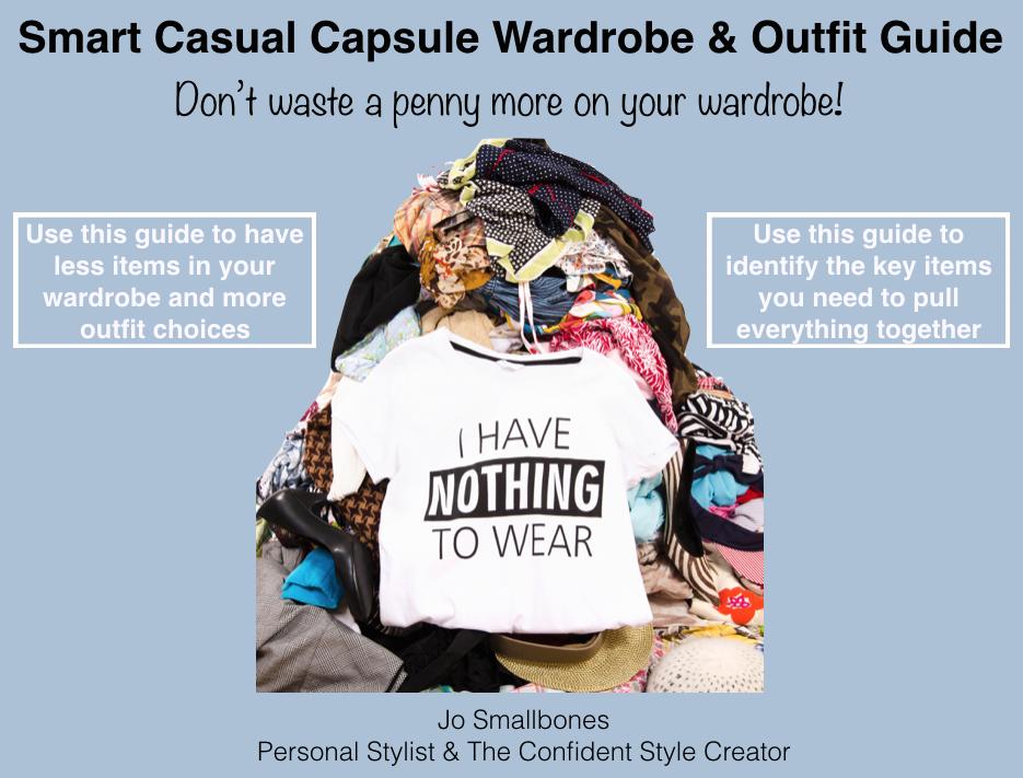 Capsule Wardrobe Guide