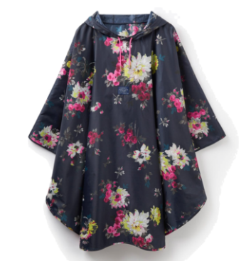 joules poncho - blog