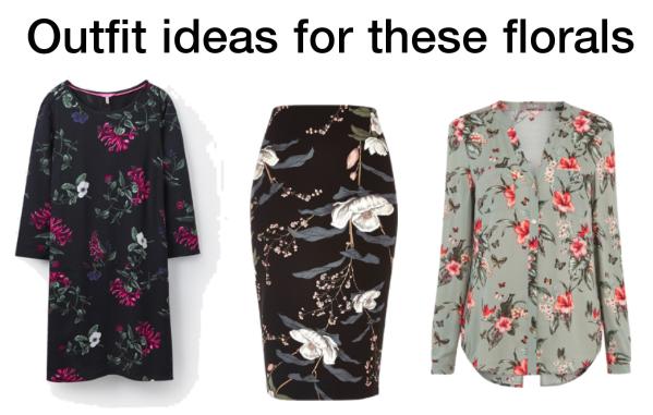 Florals Header for blog