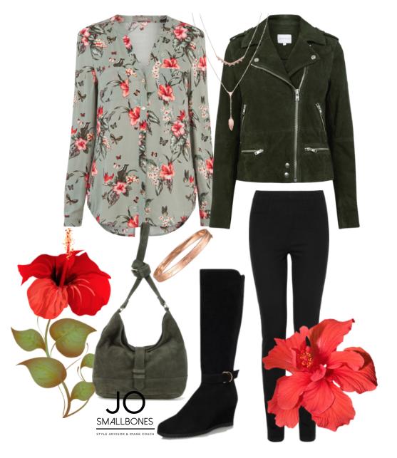 Hibiscus Floral